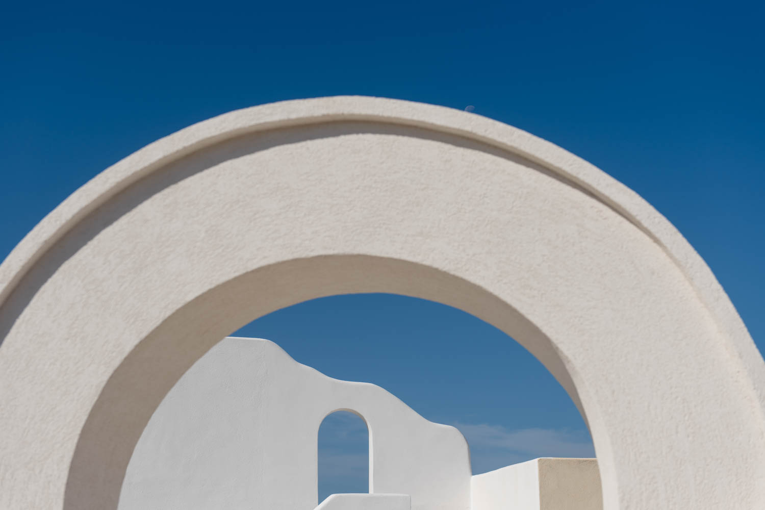 Ode Villa in Oia of Santorini Detail photo