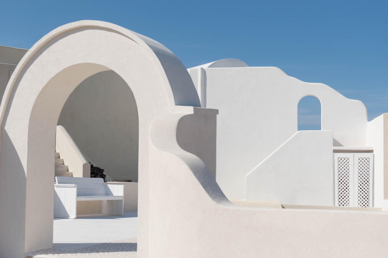 Ode Villa in Oia of Santorini Detail photo